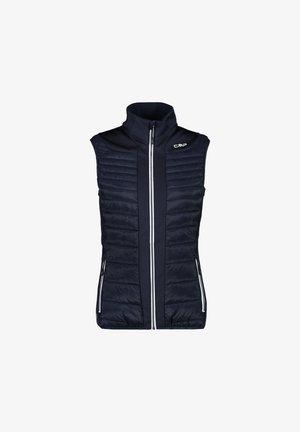 Waistcoat - n950 black blue