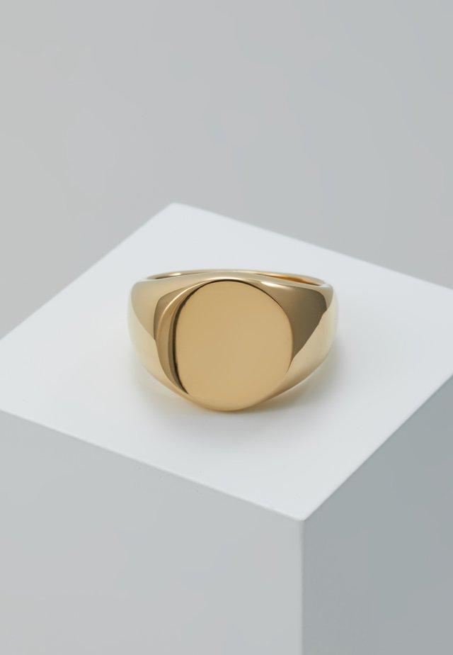 REY - Pierścionek - gold-coloured