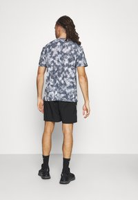 The North Face - PRINTED WANDER - Print T-shirt - vanadis grey - 2