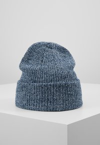 Topman - DUSTN - Beanie - blue/white - 2