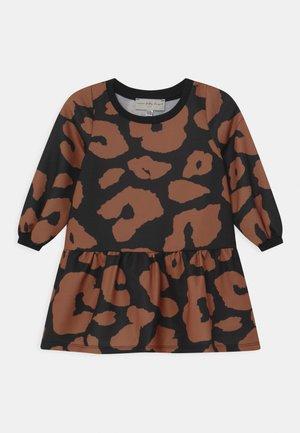 LOOPBACK LEOPARD - Denní šaty - multi-coloured