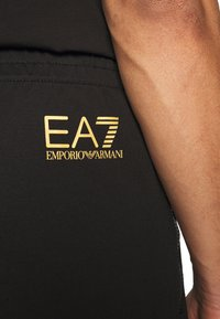EA7 Emporio Armani - Short - black/gold - 4