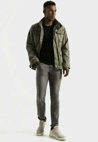 camel active - Straight leg jeans - grey - 1
