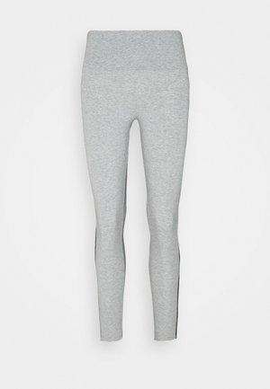 ALINE - Leggings - light melange grey
