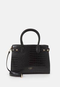 LYDC London - HANDBAG - Handbag - black - 0