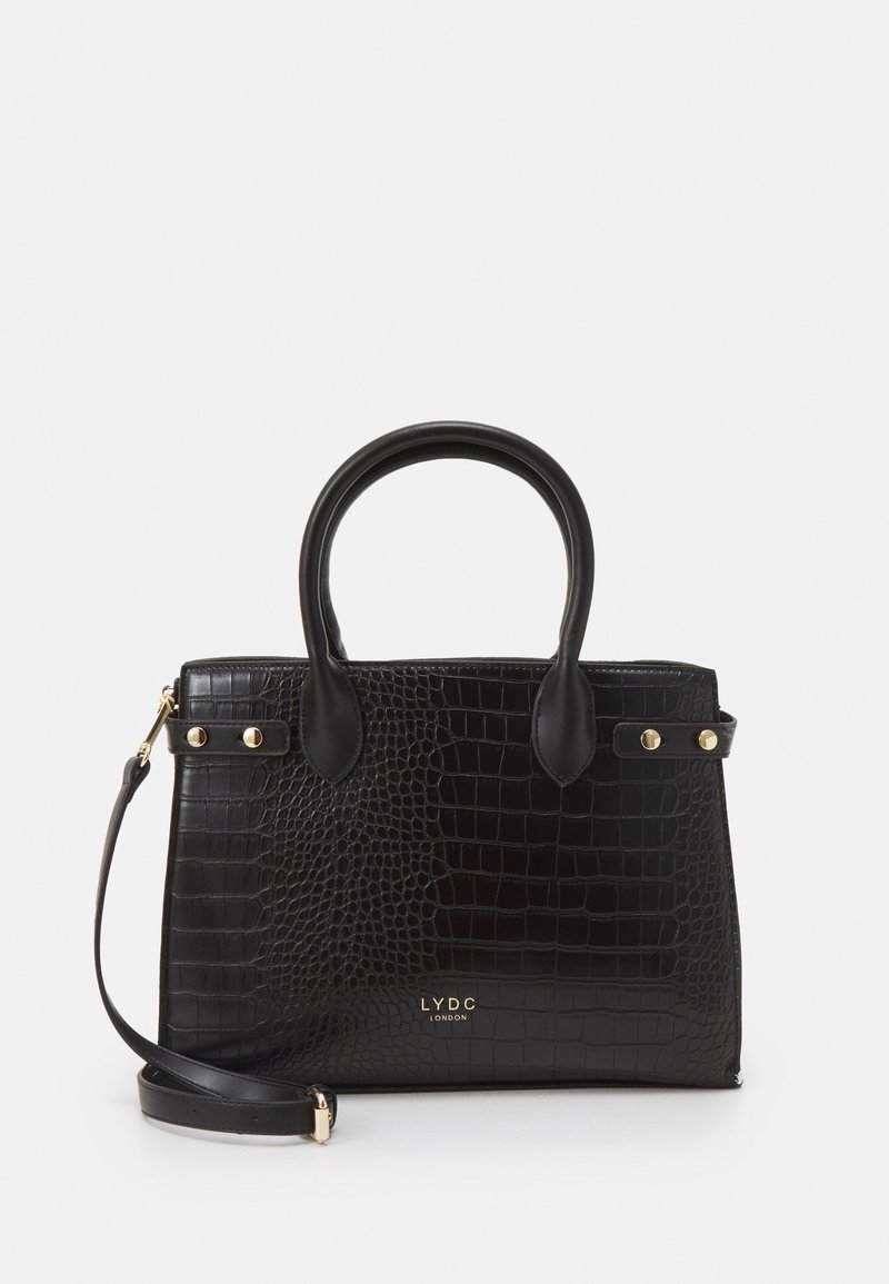 LYDC London - HANDBAG - Handbag - black