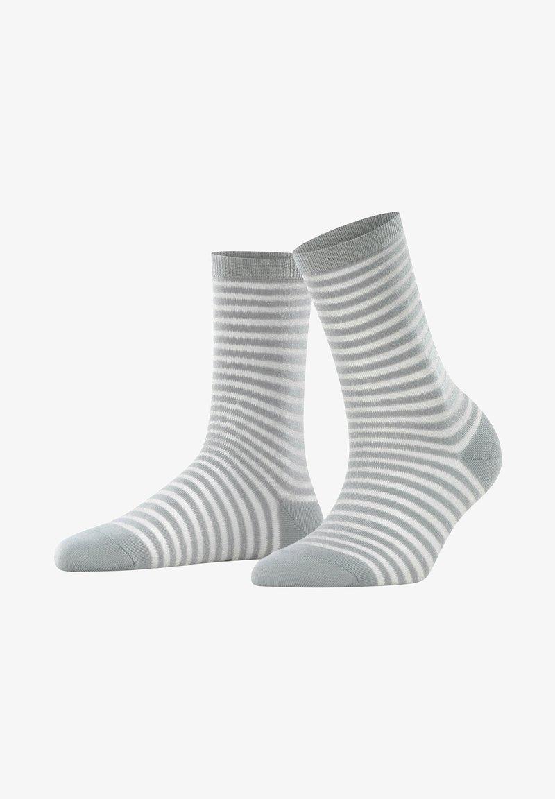 FALKE - Socks - silver