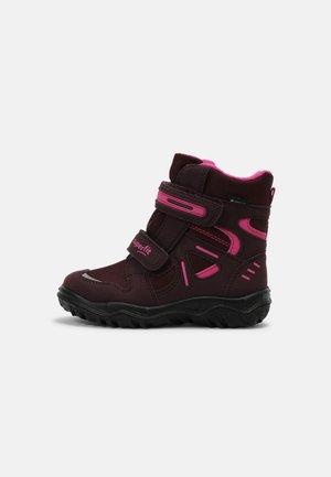 HUSKY - Zimní obuv - rot/rosa