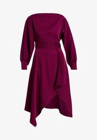 LAST DANCE DRESS - Day dress - mulberry