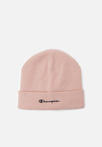 BEANIE UNISEX - Čepice - pink