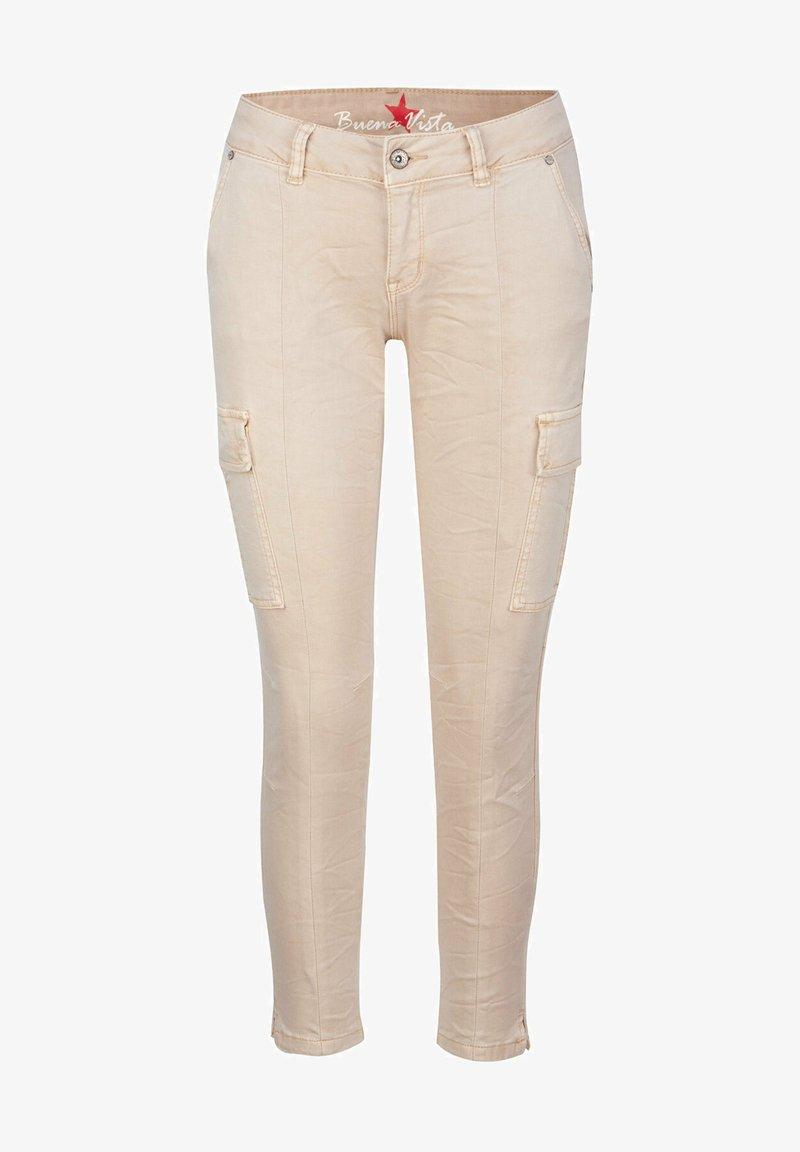 Buena Vista - Trousers - sand dollar