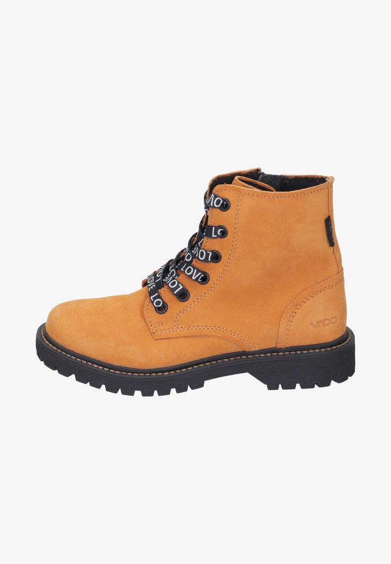 Vado - Lace-up ankle boots - orange