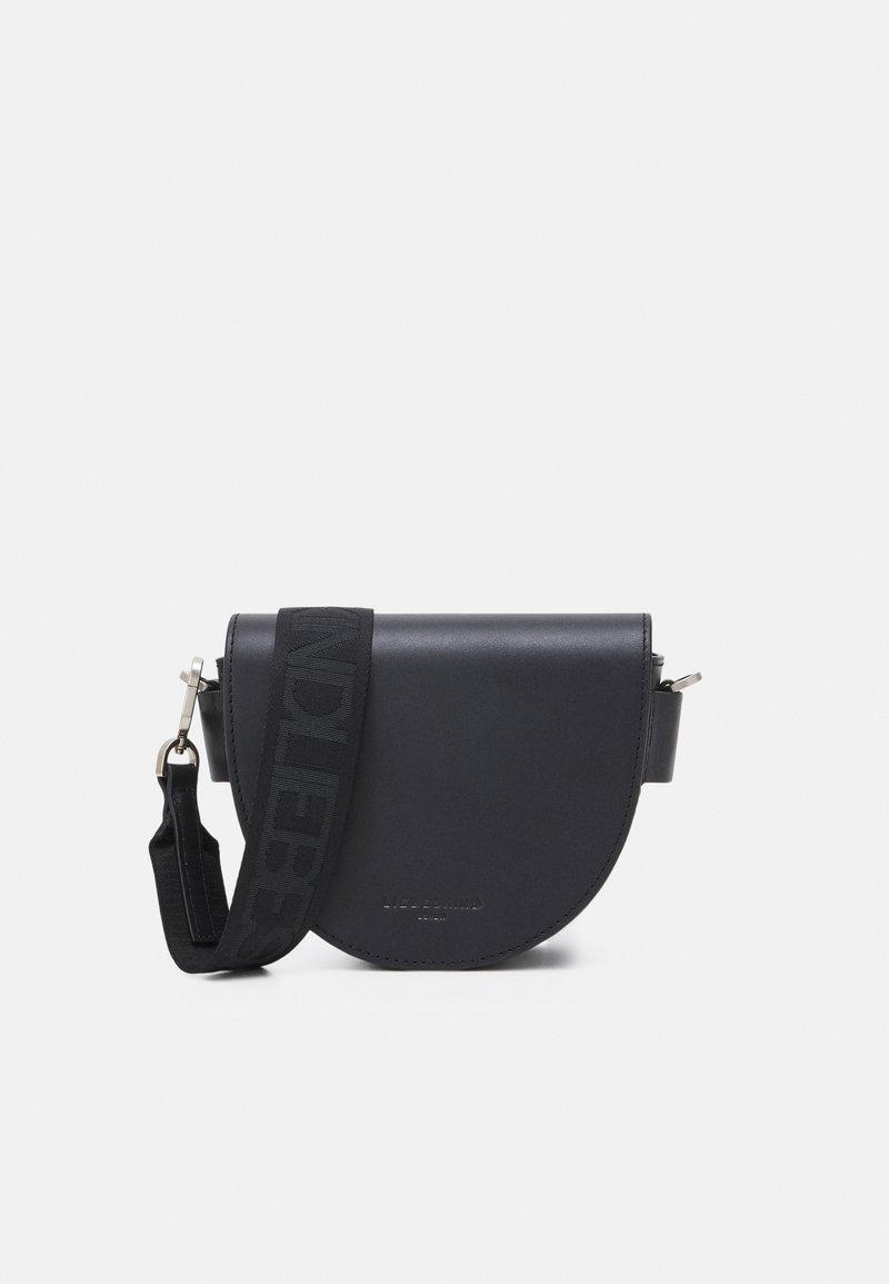Liebeskind Berlin - MIXEDBAGS - Across body bag - black