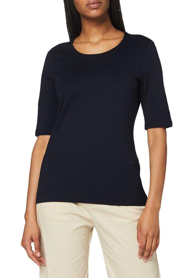 T-Shirt basic - darknavy (80837)