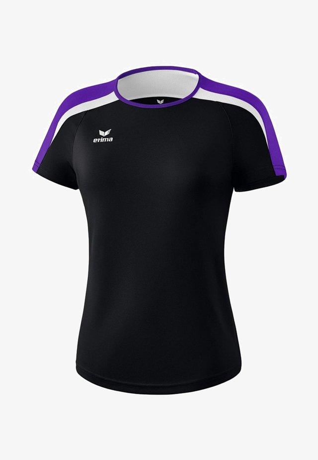 LIGA - Print T-shirt - black