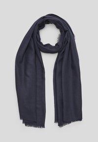 s.Oliver - Scarf - dark blue - 6