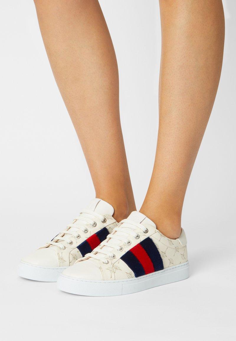 JOOP! - CORTINA DUE CORALIE - Sneakersy niskie - offwhite