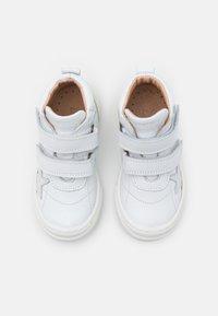 Bisgaard - RAINBOW - High-top trainers - white - 3