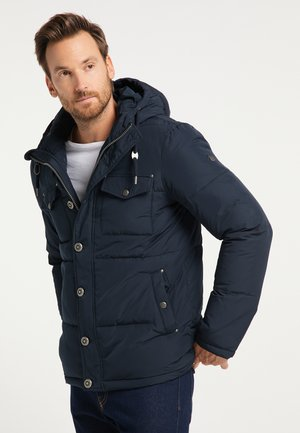 Winter jacket - marine