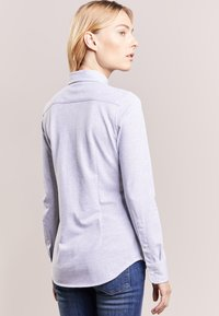 Polo Ralph Lauren - HEIDI LONG SLEEVE - Button-down blouse - andover heather - 2