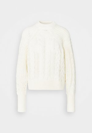 NELLY JUMPER - Jumper - off-white