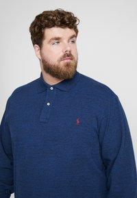 Polo Ralph Lauren Big & Tall - BASIC - Pikeepaita - monroe blue heath - 3