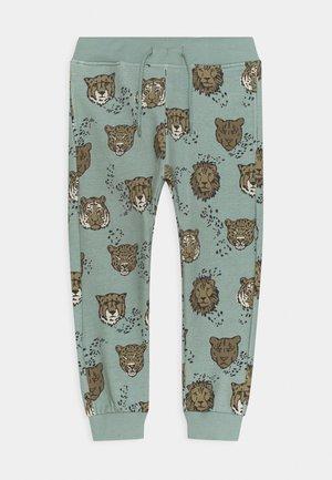 NMMTHORST PANT  - Pantalones deportivos - silver blue