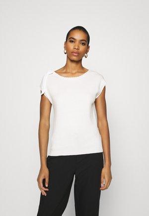 MARCEAU - T-shirts print - ecru