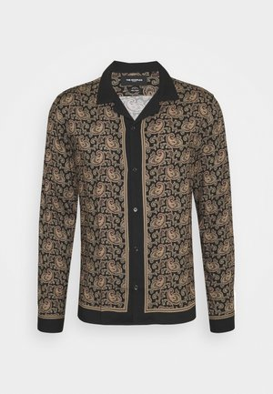CHEMISE - Shirt - black/gold