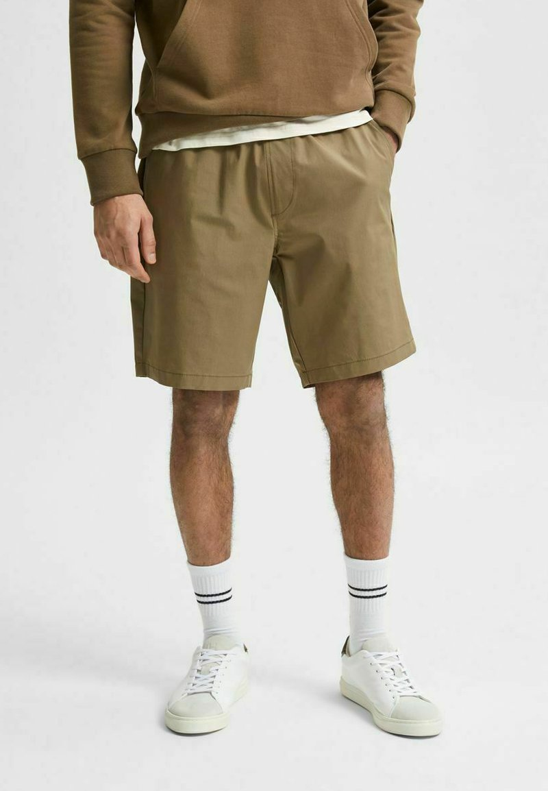 Selected Homme - Shorts - capers