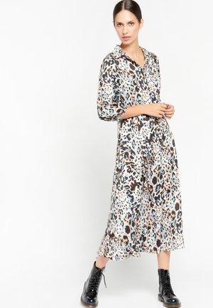 LEOPARD - Shirt dress - multicolor