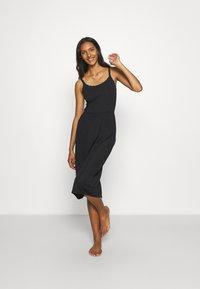 Marks & Spencer London - 2 PACK - Maglietta intima - black - 0