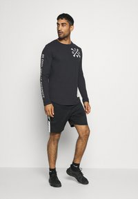 Under Armour - PROJECT ROCK - Sports shirt - black - 1