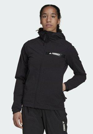 TERREX  - Soft shell jacket - black