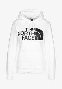 The North Face - STANDARD HOODIE - Hoodie - white - 0