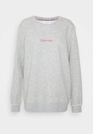 RAW EDGE LOUNGE - Pyjama top - grey