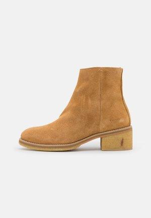 AMARA - Classic ankle boots - tan