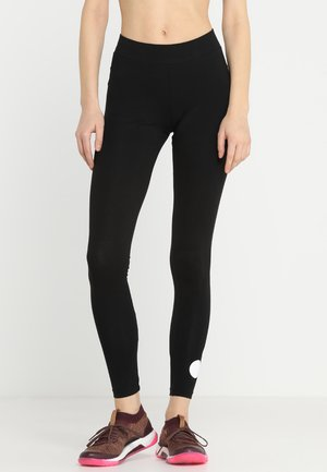 ONPSYS LOGO OPUS - Tights - black