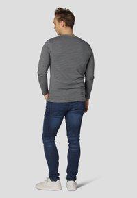 MARCUS - ANDIE - Long sleeved top - grey - 2
