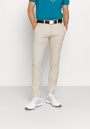 PLAYER PANT - Kalhoty - celsian beige