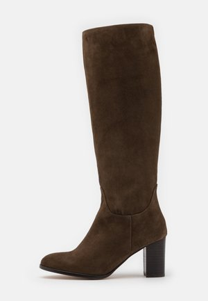 SAVANNA - Boots - kaki