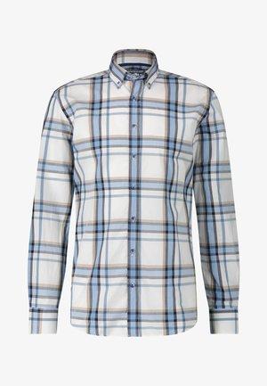 Overhemd - cobalt
