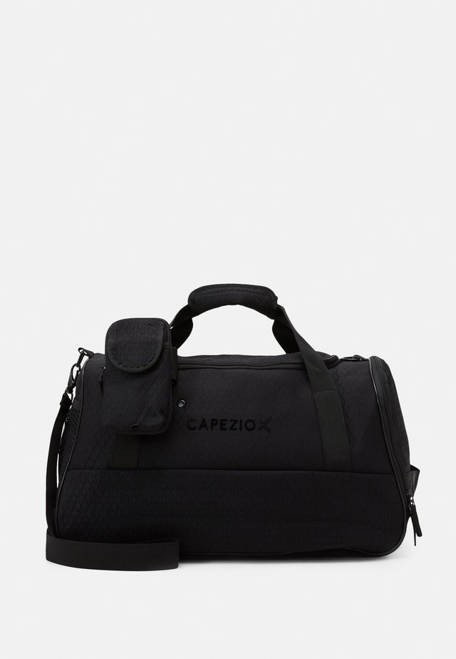 ROCK STAR DUFFLE BAG - Torba sportowa - black