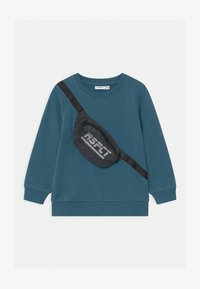 Name it - NMMTOMA  - Sweatshirts - real teal - 0