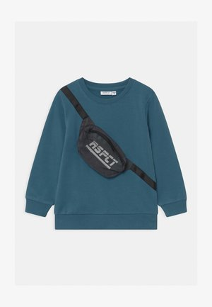 NMMTOMA  - Sweatshirt - real teal