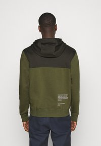 Nike Sportswear - HOODIE - Hoodie - twilight marsh/white - 2
