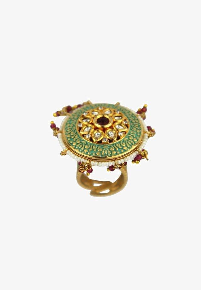 CAROUSEL - Ring - green