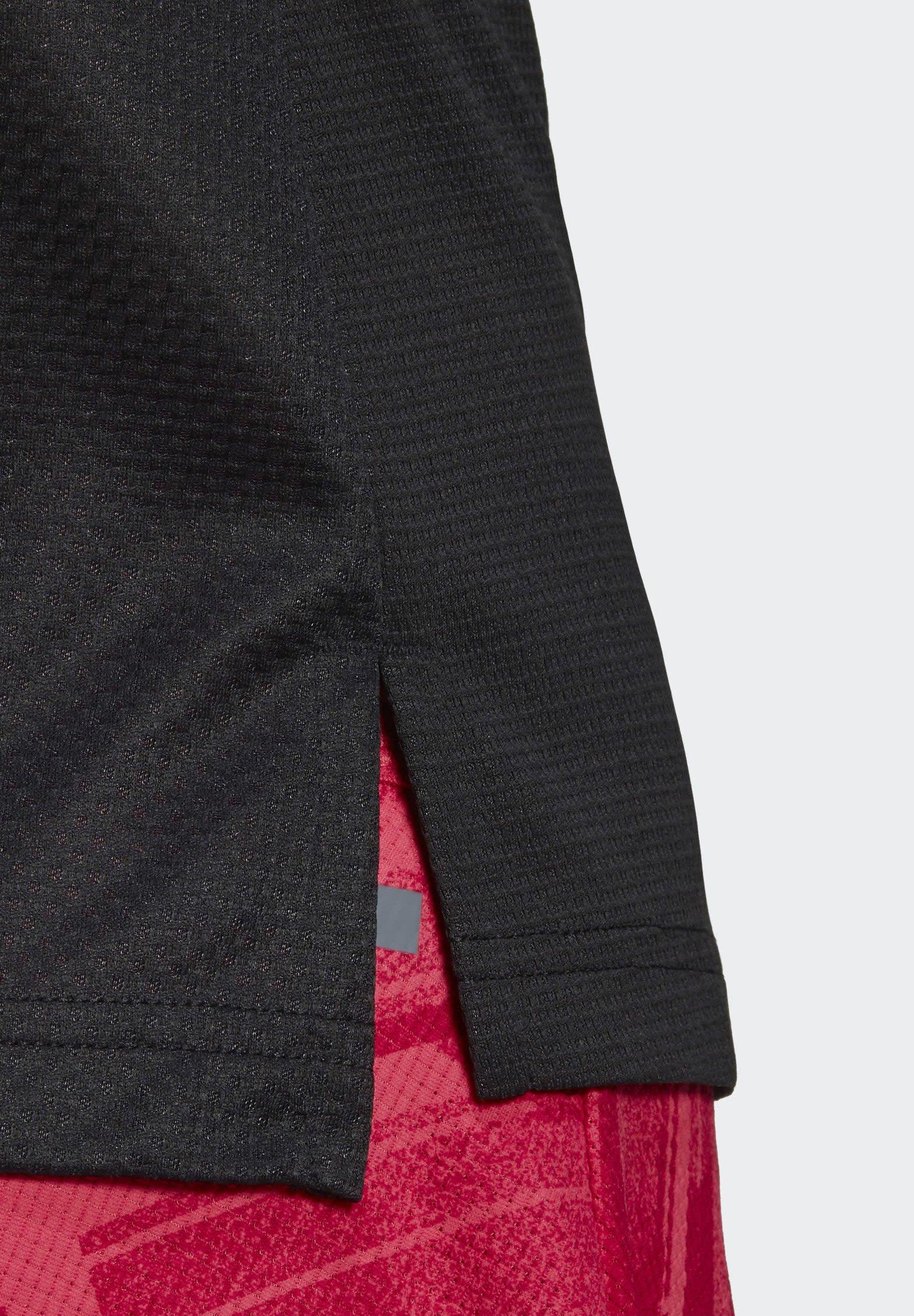 adidas Performance TENNIS MATCH TANK TOP HEAT RDY - Pikeepaita - black CGF51