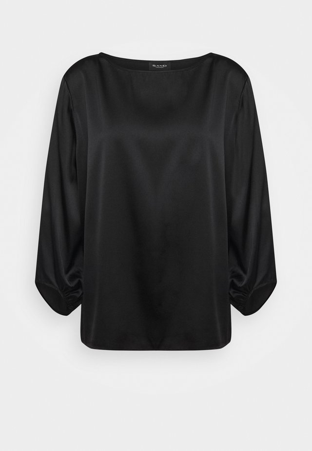 NOVA - Blouse - black