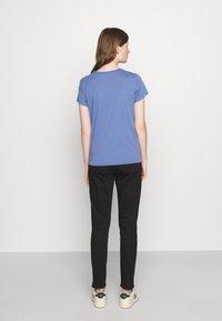Polo Ralph Lauren - SHORT SLEEVE - T-shirt basic - deep blue - 2